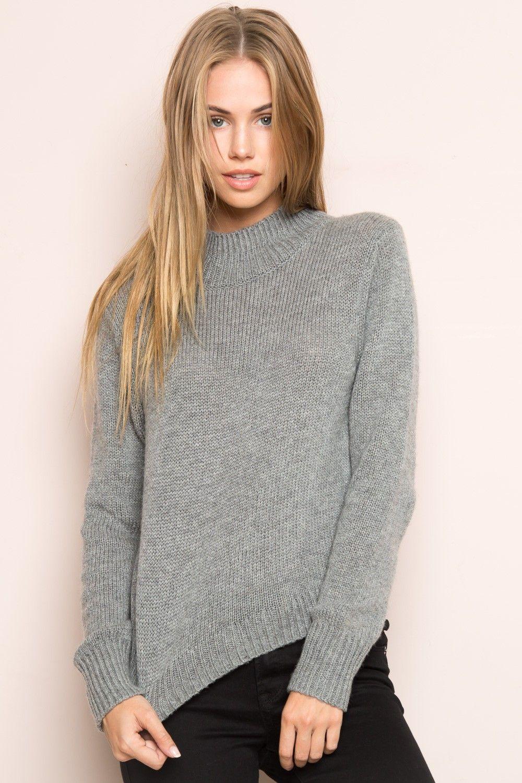 Brandy ♥ Melville | Sydney Turtleneck Sweater - Just In