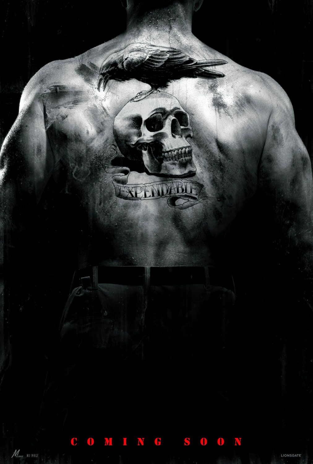 Now Playing The Expendables 2010 The Expendables Best Movie Posters Expendables Tattoo