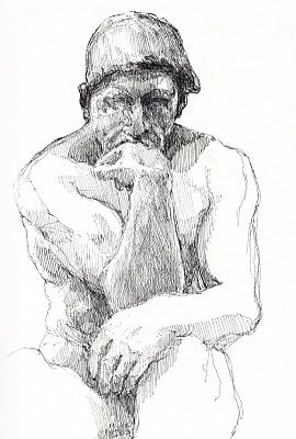 Le Penseur Rodin Rodin Drawing School Wall Art Art