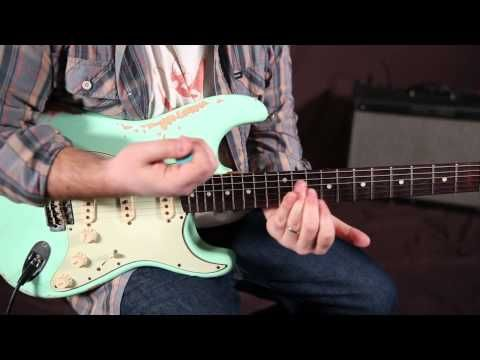 Jimi Hendrix All Along The Watchtower Intro Guitar Lesson