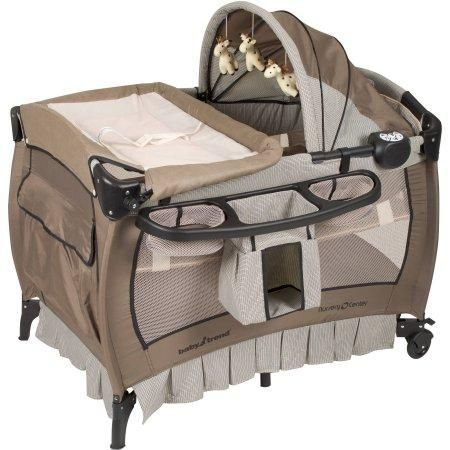Baby Trend - Nursery Center Playard, Deluxe Havenwood | Products ...