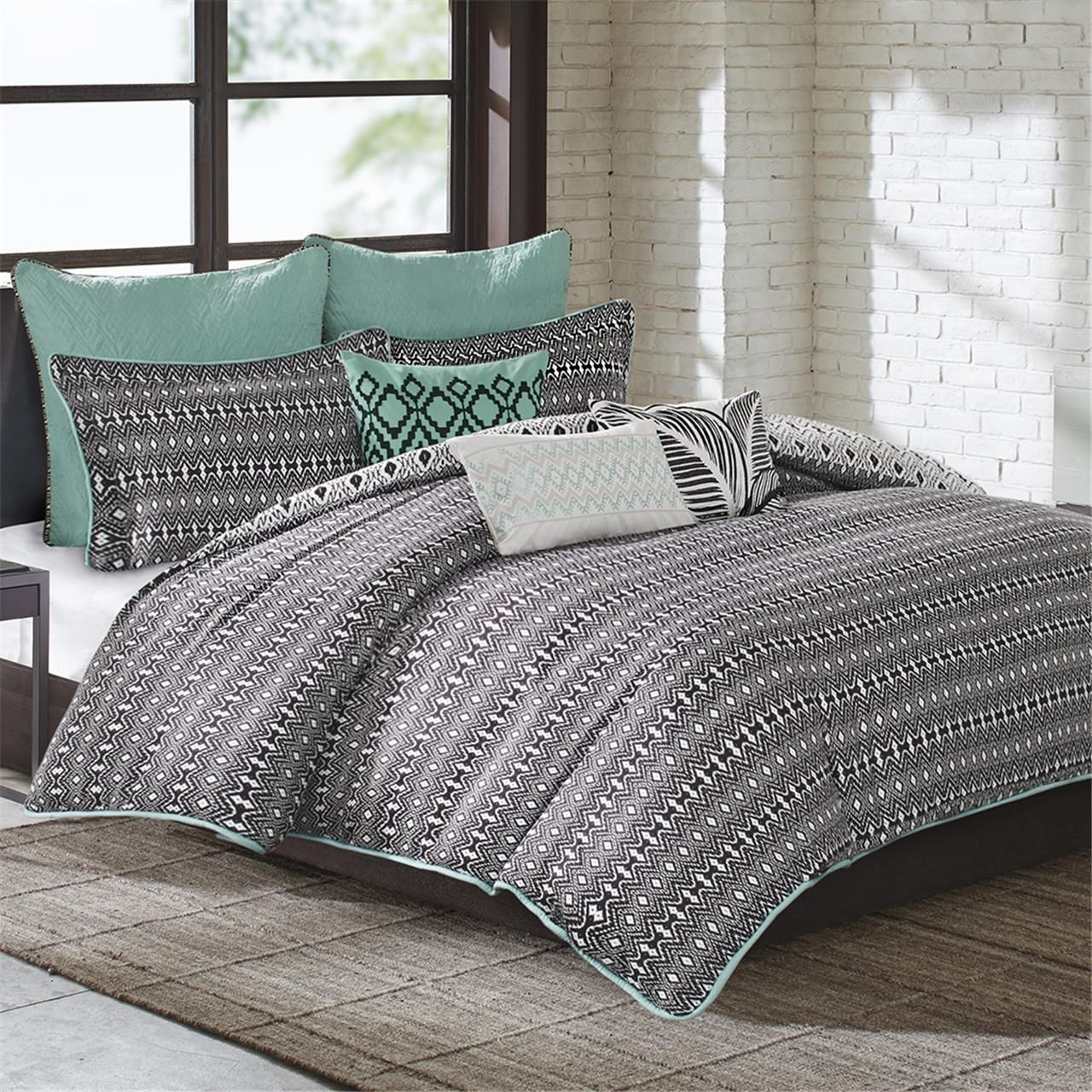 in set living vantona cover dove duvet multi off easy tribal mill