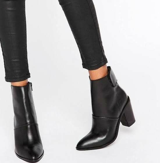 Pin By Danuta Nikiel On Moda Fall Winter Fashion Shoes Boots Winter Shoes