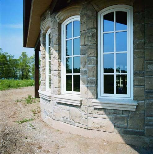 Andersen complementary casement window complementary arch for Colonial windows and doors