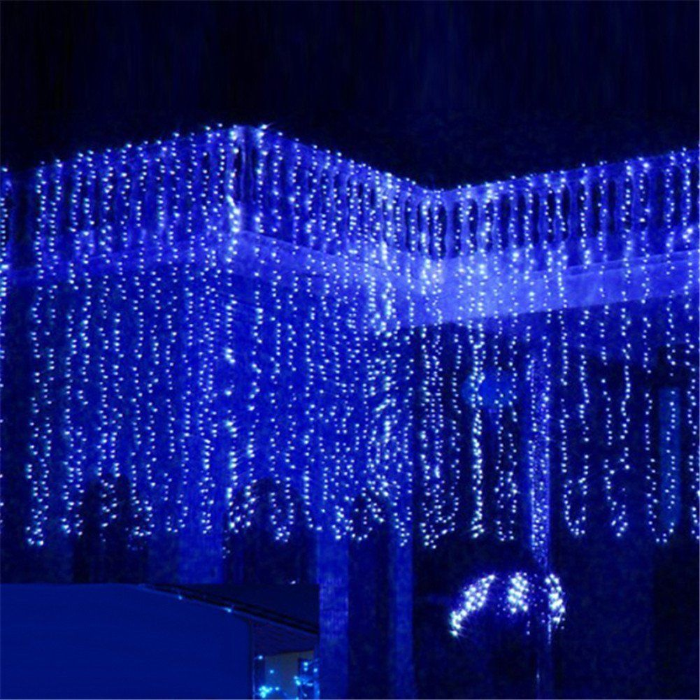 String Lights Ebay Home Garden Products Curtain Lights Led
