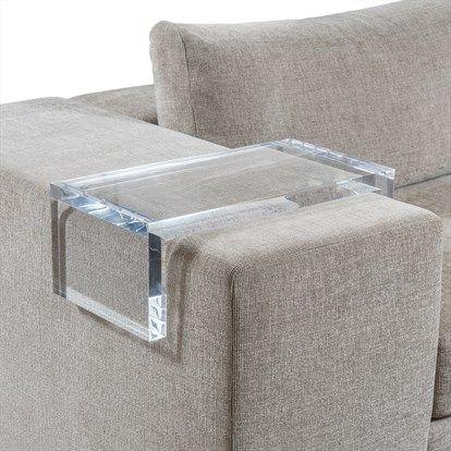 Miscellaneous Van Ness Cuff Sofa Furniture Eclectic Modern Furnishings