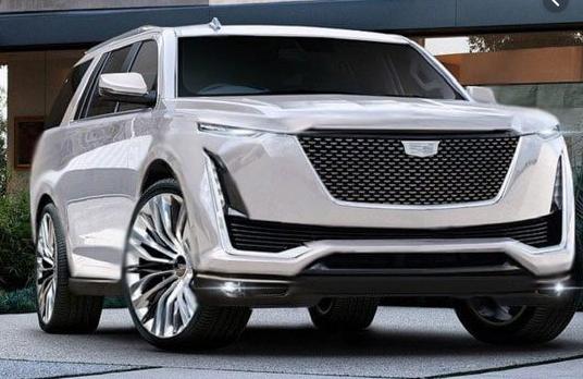 Pin On Cadillac Suvs