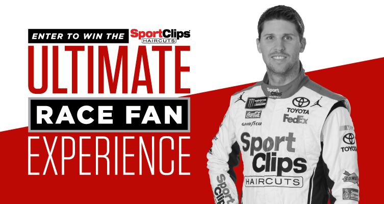 Sport Clips Ultimate Race Fan Experience Darlington