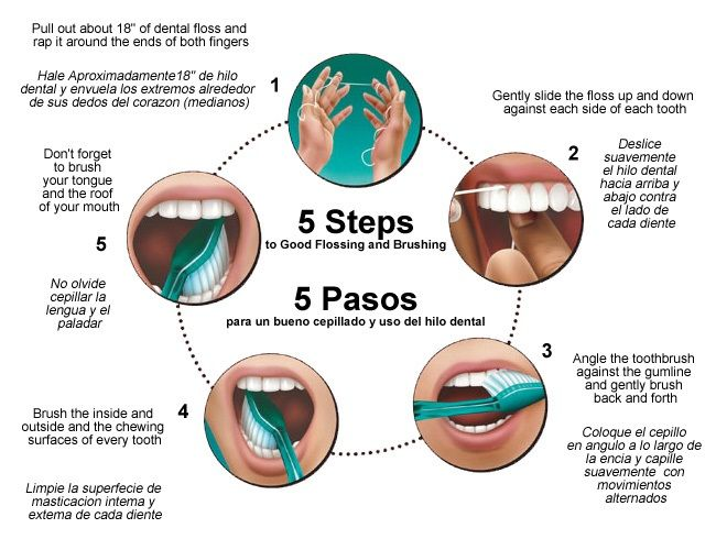 oral hygiene instructions for orthodontic patients
