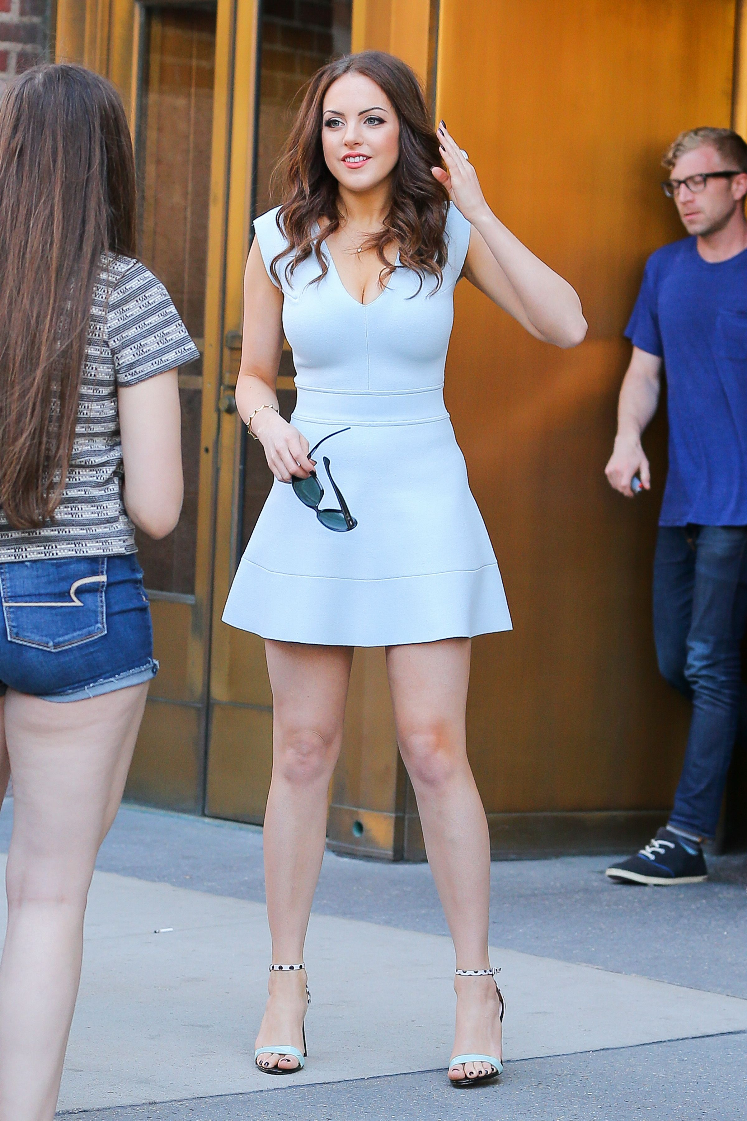 Elizabeth Gillies Actress Actresses Movie Movies Film Films Celeb