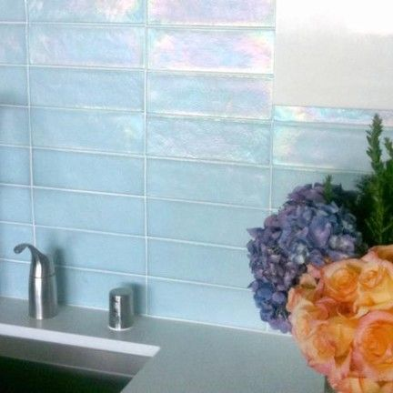 Peel And Stick Backsplash Ideas For Your Kitchen Glass Tile