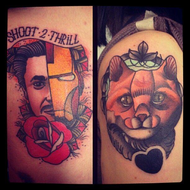 Fatmanu Tattooer  ###    TODAY'S WORK.  #fatmanu#tattoo#tattoos