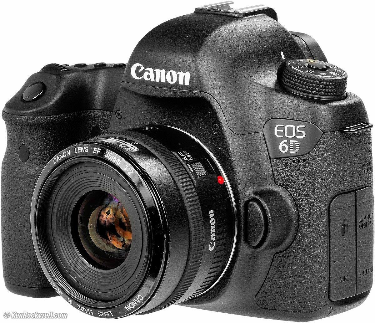 Canon 6d Userguide Canon Camera Canon Canon 6d