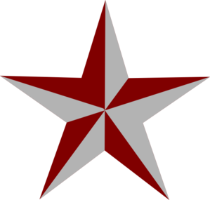 Red Star Clip Art Vector Clip Art Online Royalty Free Public Domain Star Clipart Clip Art Online Art