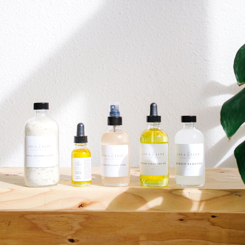 Complete Skincare Set Skin care, Cleansing oil, Natural