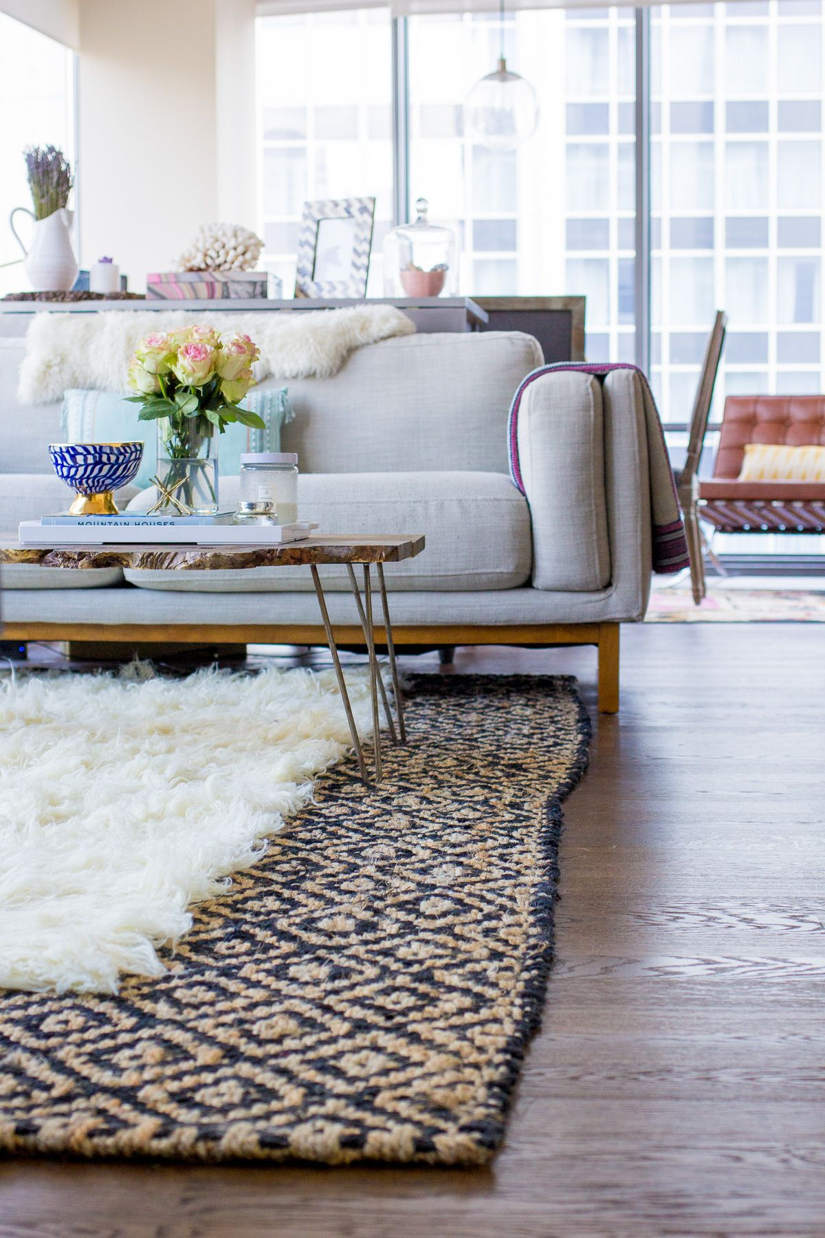 How To Layer Rugs Like A Pro Home Living Room Decor Rugs In Living Room Living Room Decor Cozy