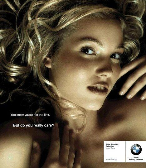 Bmw Pre Owned >> The Original Bmw Used The Tagline In 2008 For A Provocative