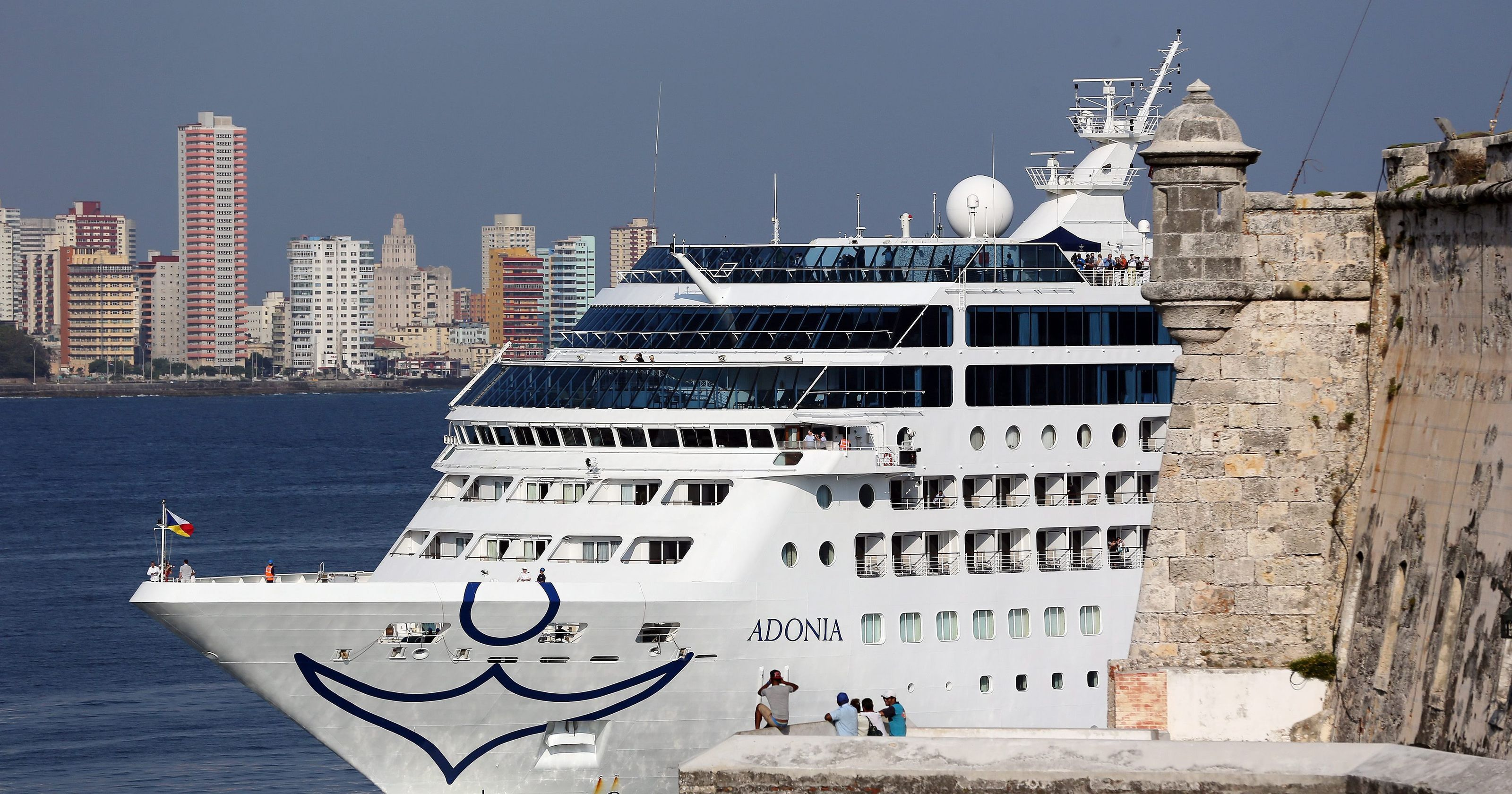 Vid May First US Cruise In Decades Arrives In Cuba Hello - Cuban cruises