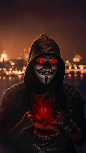 Anonymous wallpaper by georgekev - e1 - Free on ZEDGE™