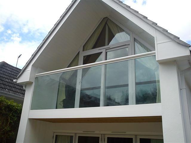 Best Covered Balcony Glass Balcony Glass Balcony Railing 400 x 300