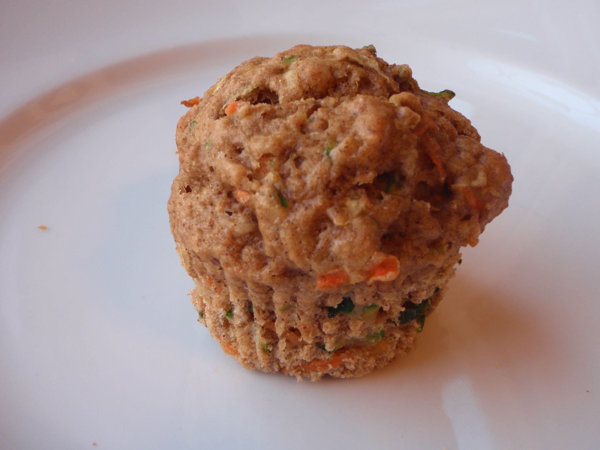 Banana Carrot Zucchini Muffins 3 Points Each Shannon