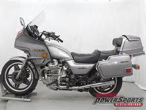 Honda Silverwing Gl500 Car Interior Design Honda Honda Cx500 Honda Motorcycles