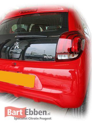 Autoschade Of Een Reparatie Aan De Peugeot108 Vraag Ons Om