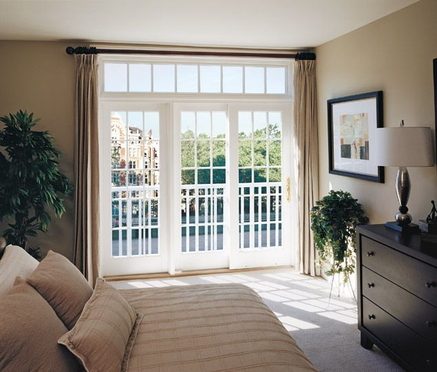 Marvin windows and doors sliding french doors home sweet - Exterior glass panel french doors ...