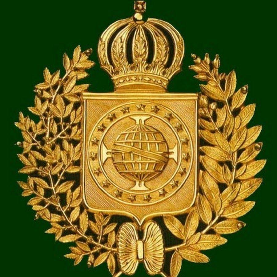 Brasao Imperial Com Imagens Bandeira Imperial Do Brasil