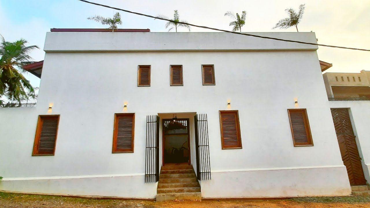 Modern House for Sale in Mahabage Wattala [Sri Lanka]
