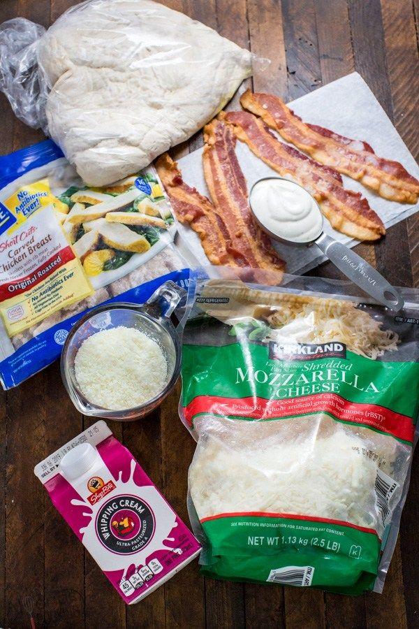 Copycat Costco Chicken Bake Recipe Costco chicken bake