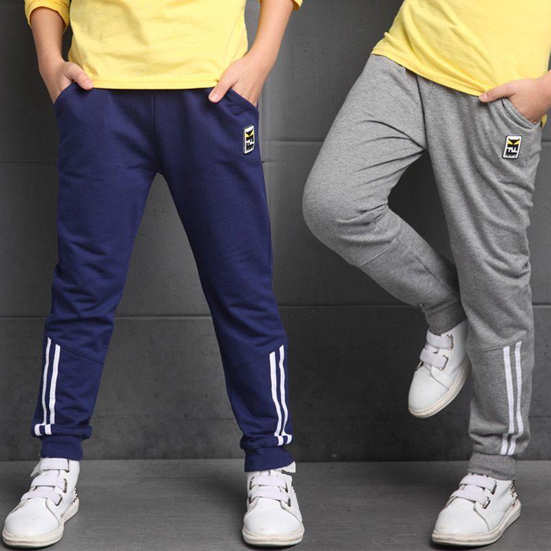 6ed4e7af35f Boys Sport Pants Children Spring Autumn Winter Casual Trousers Kids Boy  Cotton Long Pants Baby boys Sweatpants jogging pant  Affiliate
