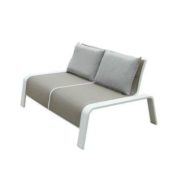 Sofa EZEE en textilène | Meubles jardin | Outdoor decor ...
