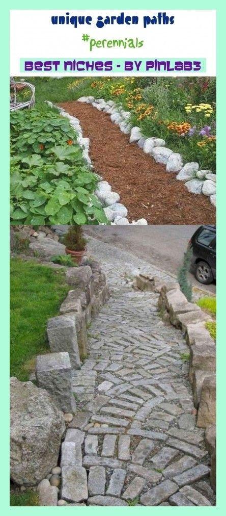 Photo of Unique garden paths #unique #garden #paths #unique #gartenwege