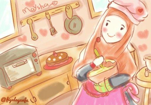 Let S Cooking Desain Logo Gambar Animasi