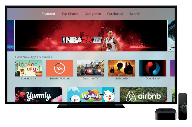 Can You Install Apps on the Apple TV? Apple tv, App
