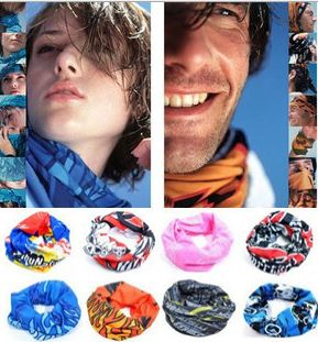Tel: 79-100224/5/6/7/8/9  WHAT'S UP 70365654 NEW COLLECTION TUBANAS.  Magic headband turban. Multiple uses. Available now! New hot fashion magic head band turban. Outdoor. Sports. Head scarf.