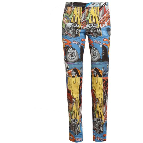 printed cropped jeans - Multicolour The Seafarer Cheap Sale Limited Edition Shop Offer Cheap Price Clearance Original Y5ClJQC