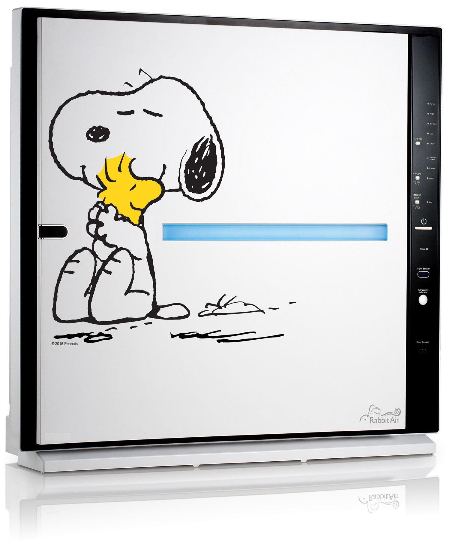 MinusA2 Peanuts Edition Air Purifier (Hug) Rabbit air