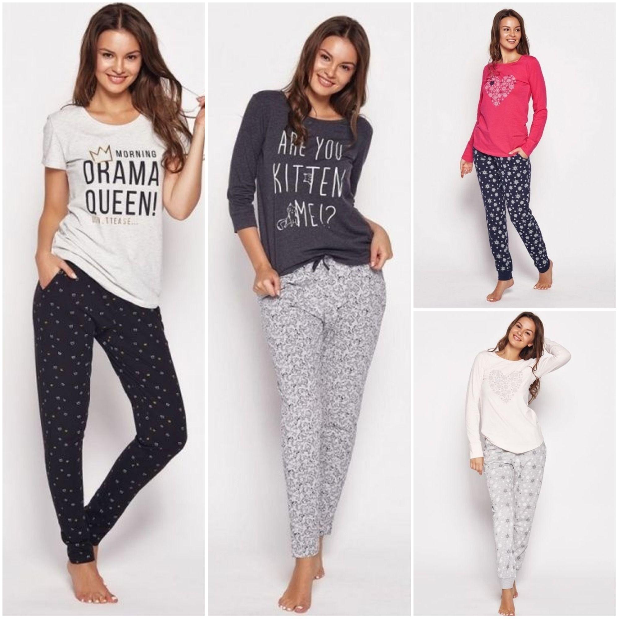 Стильные и комфортные женские пижамы ТМ Henderson Lady🌷🌷💞 Состав - 100%  хлопок ff00418c5494d