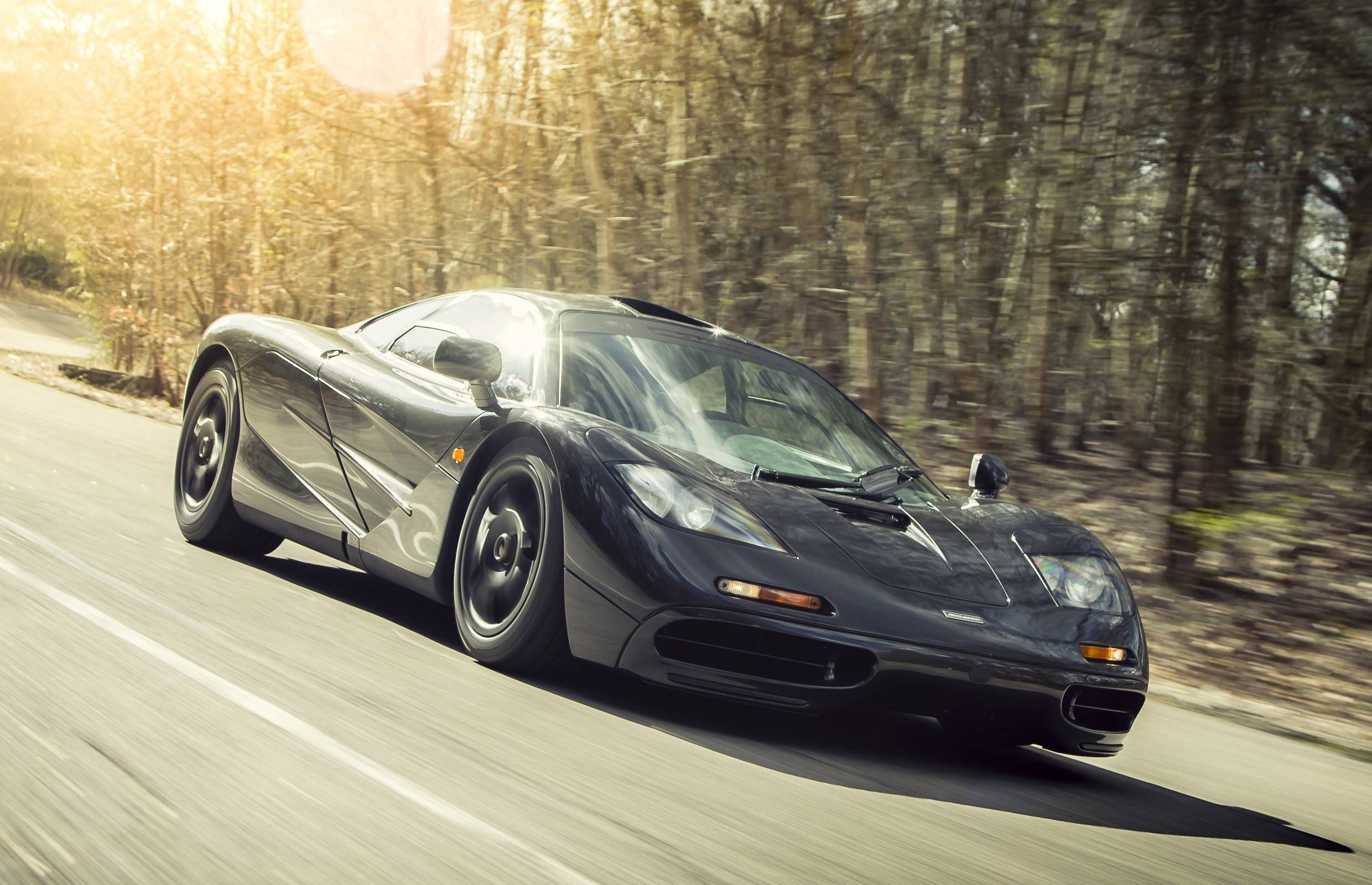 Mclaren Is Selling One Of The Last Factory Fresh F1 Supercars Mclaren F1 Super Cars Car
