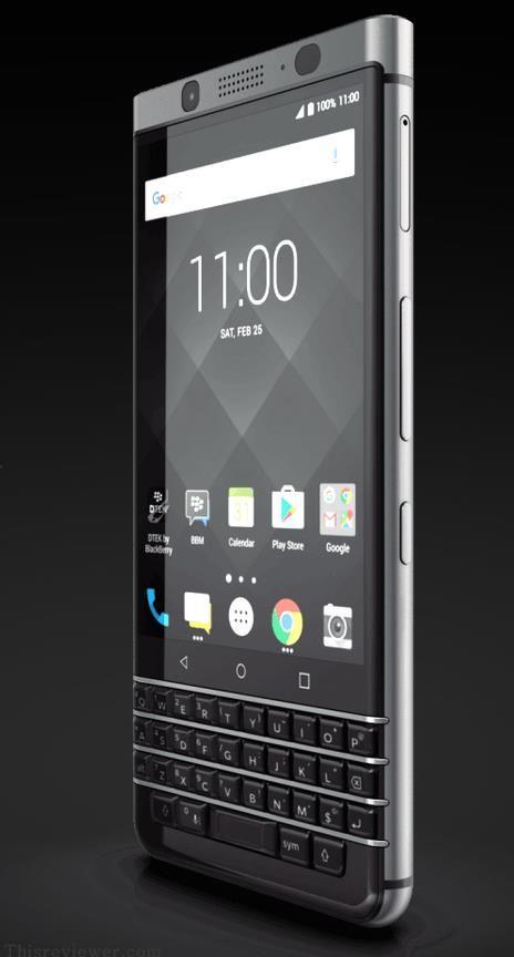 BlackBerry KEYone review Blackberry keyone
