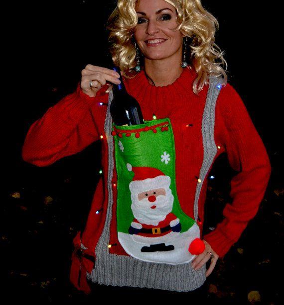 Ugly Christmas Sweater Light Up Canada Decoratingspecial Com