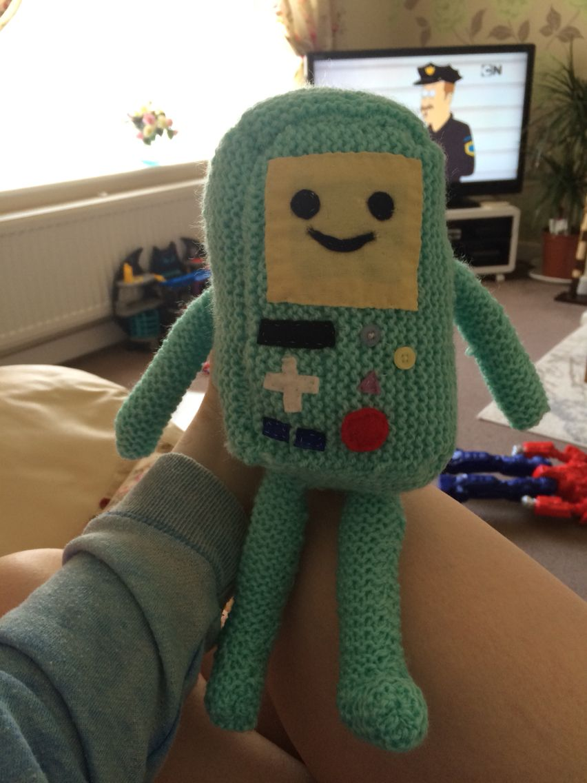 Knitted bmo