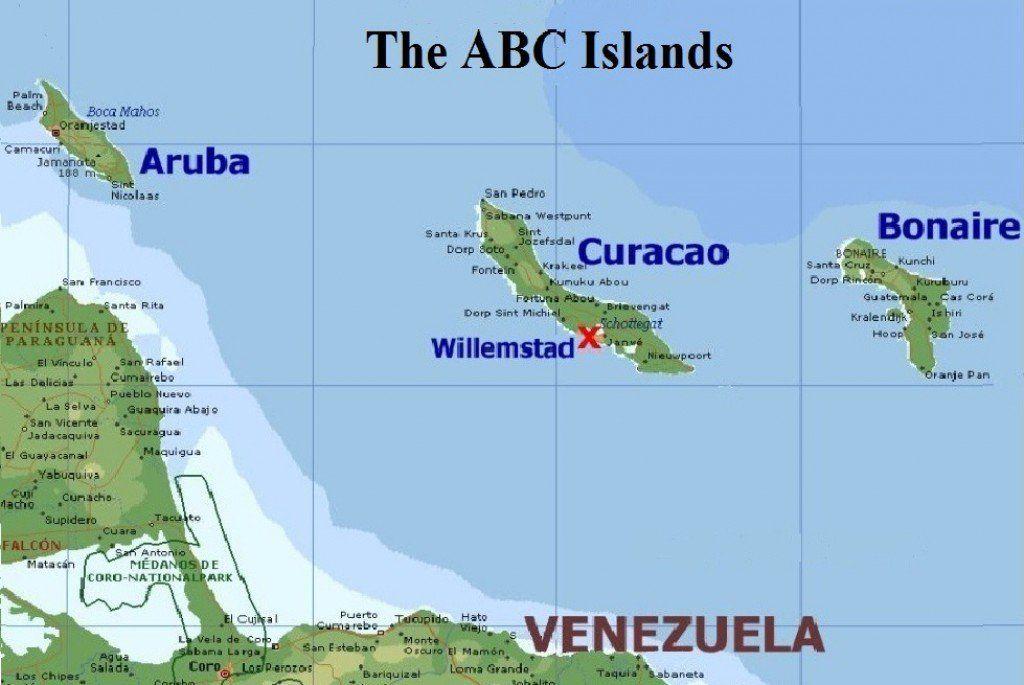 Aruba Bonaire and Curacao The ABC Islands