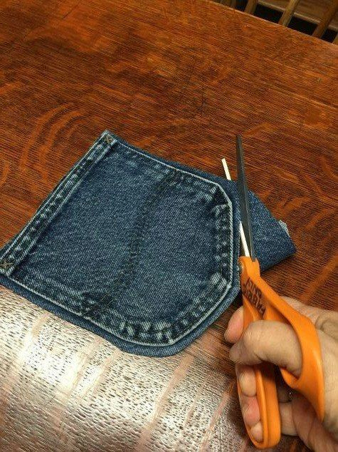 Photo of 30 ways to use old jeans for brilliant craft ideas – upcycling blog