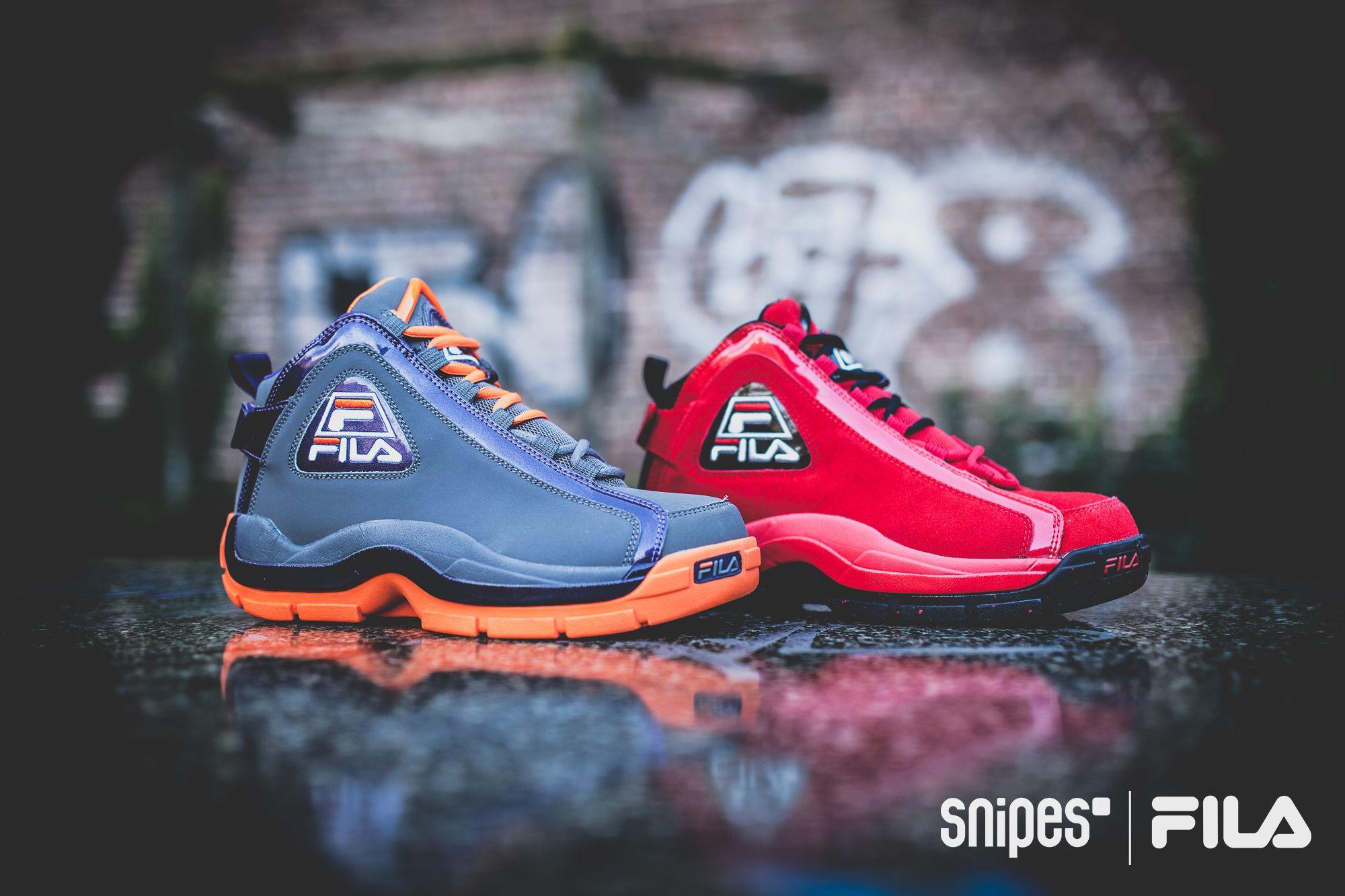 fila 96 sneakers