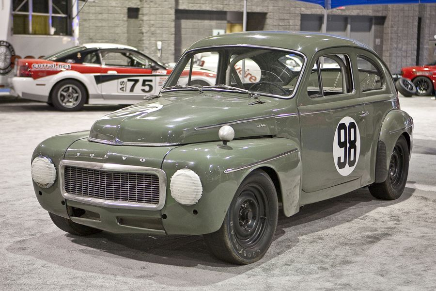 1961 Volvo 544 | Clic Garage | Pinterest | Volvo and Cars