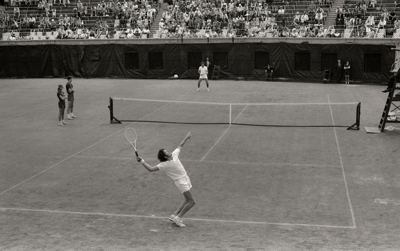 1971 forest hills tennis pavilion queens ny steven