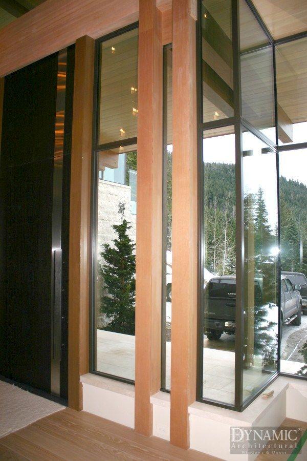 Steel Corner Windows Dynamic Architectural Windows Corner Window Architecture